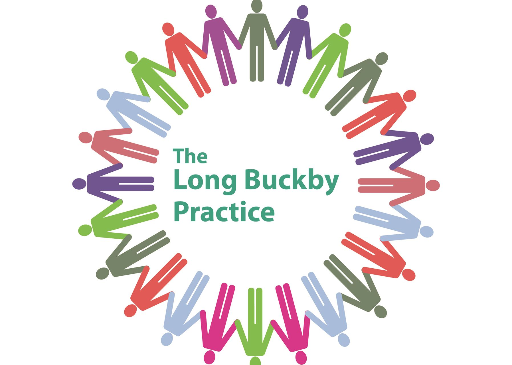 The Long Buckby Practice Logo